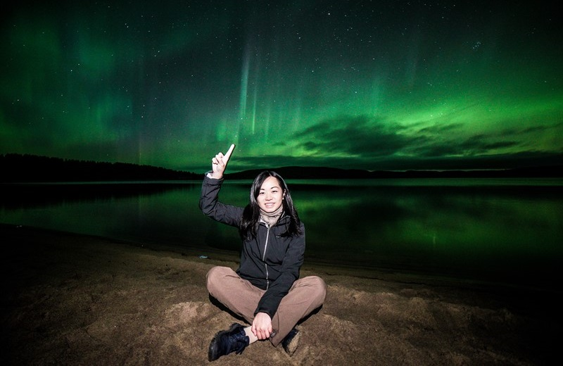 northern lights tour murmansk