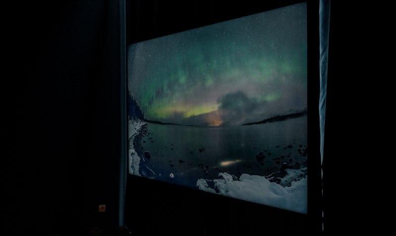Nordstar ski resort Murmansk